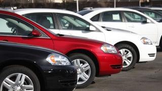 Autoindustrie muss vom Gas gehen
