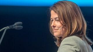 Beisst die Präsidentin bei ihrer FDP auf Granit? (Artikel enthält Video)