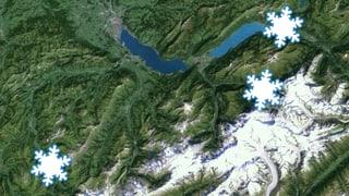 Drei Berner Bewerbungen für das Nationale Schneesportzentrum