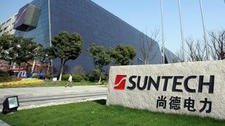 EU erhebt Strafzölle auf chinesische Solaranlagen