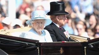 Trotz trüber Stimmung im Land: Die Queen begeht ihren Ehrentag