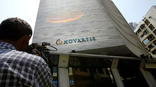 Novartis unterliegt bei Patentstreit in Indien