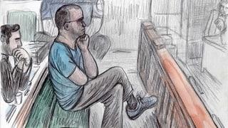 Täter akzeptiert Urteil – Strafe rechtskräftig