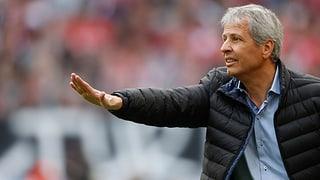 Favre als Gladbach-Trainer zurückgetreten
