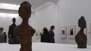 101 Millionen: Giacometti setzt eine neue Marke