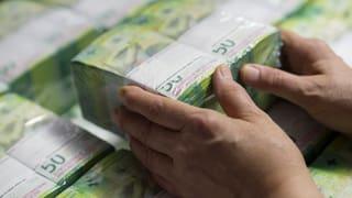 Mehr als fünf Milliarden Franken werden umverteilt