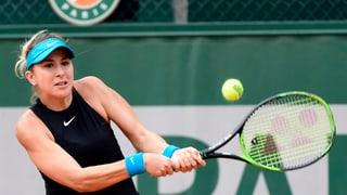 French Open: Bencic en la segunda runda