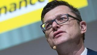 Postfinance-Chef appelliert an die Politik
