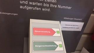 Grosse Resonanz auf die Einbürgerungs-Aktion der Stadt Zürich