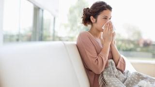 Schweizer fürchten sich am meisten vor der Grippe