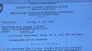 Video «Das nationale Gedächtnis in Bern » abspielen