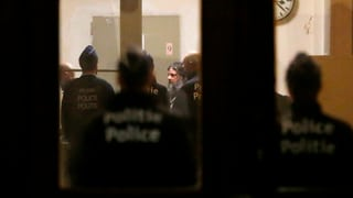 Fall Dutroux: Erste Anhörung beendet
