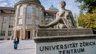 Uni ZH: Finanziaziun da la professura da rumantsch betg reglada