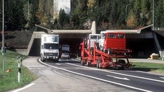 Referendum gegen zweite Gotthard-Röhre kommt