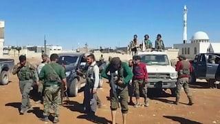 Syrische Rebellen erobern IS-Hochburg Dabik