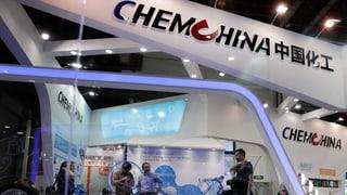 Chemchina prolunghescha per la 4. giada l'offerta per Syngenta