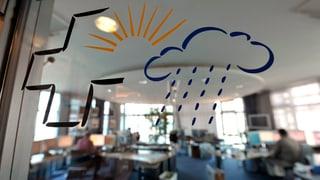 Bund will bald «Gratis-Wetterdaten» liefern