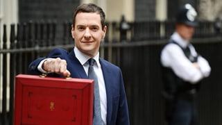 Nicht die feine englische Art! Das neue Budget der Briten