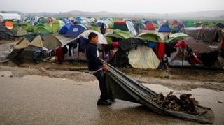 «Die Balkanroute bleibt dauerhaft geschlossen»