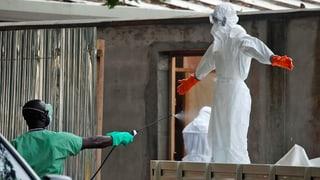 «Ebola-Krise ist ausser Kontrolle»