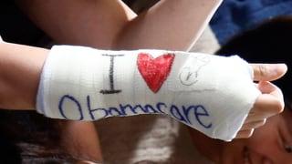 Obamacare knackt wichtige Zielmarke