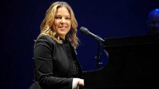 Bettruhe statt CD-Release für Jazzerin Diana Krall