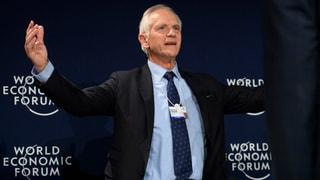 Tavau resta loial a WEF – «grond plaschair» per il landamma (Artitgel cuntegn audio)