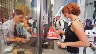 Teure SBB-Gebühren: Am Schalter kosten Billette zu viel