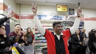 Der Mega-Jackpot im US-Lotto ist geknackt