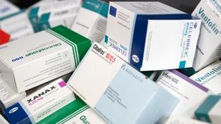 Meldeplattformen sollen Engpässe bei Medikamenten verhindern