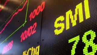 SMI knackt die 10'000-Punkte-Marke