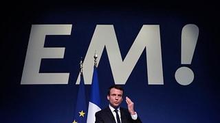 Macron spricht von «radikalem Umbau»