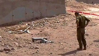 Raketen schlagen im Süden Israels ein