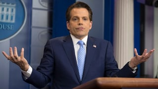 Anthony Scaramucci banduna ses post suenter 10 dis
