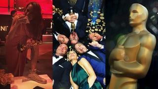 Oscar-Verleihung: So ging es hinter den Kulissen zu und her