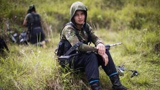 Kolumbien hat Angst vor dem Frieden
