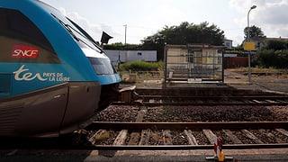 Frankreich beschliesst umstrittene Bahnreform