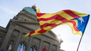 So ginge die Schweiz mit katalanischen Separatisten um