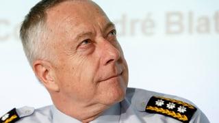 Abtretender Armeechef: Das war die Ära Blattmann