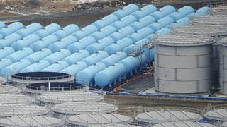Rettungsaktion in Fukushima – radioaktives Wasser versickert