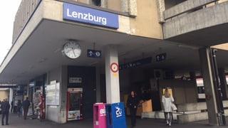 Bahnhofareal Lenzburg platzt aus allen Nähten: Wie weiter?