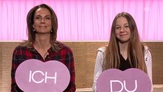 Harmonie pur: Regula Späni und ihre Tochter Sari (Artikel enthält Video)