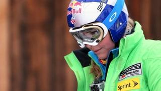 Lindsey Vonn wird kommende Woche operiert