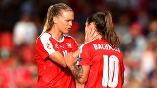 Die Schweizerinnen spielen heute Abend gegen Frankreich um den Einzug in den Viertelfinal. Es gilt: Alles oder Nichts.