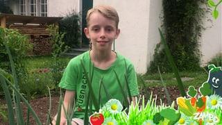 Silvan und sein Garten