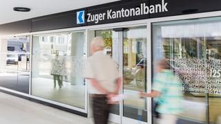 Zuger Kantonalbank steigert Gewinn