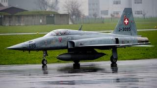 Tiger-Kampfjet soll bis 2025 fliegen