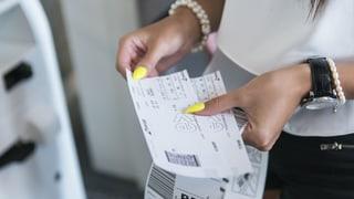 Adrian statt Andrina – Familie muss neues Flugticket kaufen (Artikel enthält Audio)