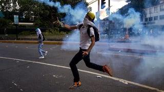 «Venezuelas Regierung sät Angst, während das Volk hungert»