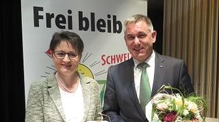 SVP Aargau will mit Hürzeler und Roth zum zweiten Regierungssitz